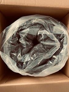 Verpackte Traumnacht Klappmatratze in Kunststofffolie